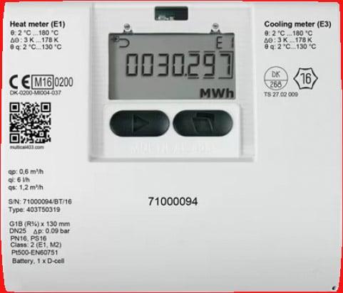 Heat meters UK