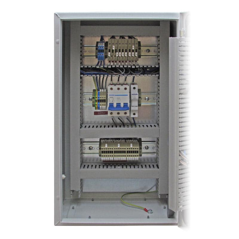 3 Way Smartpanel X835-MID Pre-wired MID Meter Panel for Single/Three ...