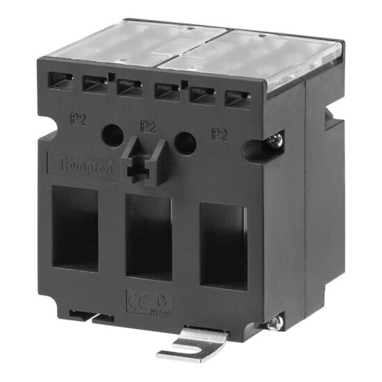 Crompton instruments - M3N1-25 three phase current transformer (60-160A)