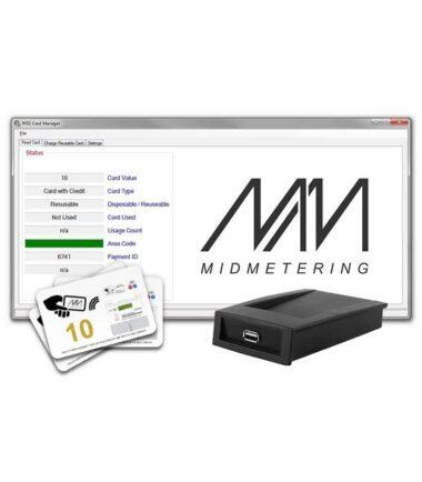 MP22 recharging software