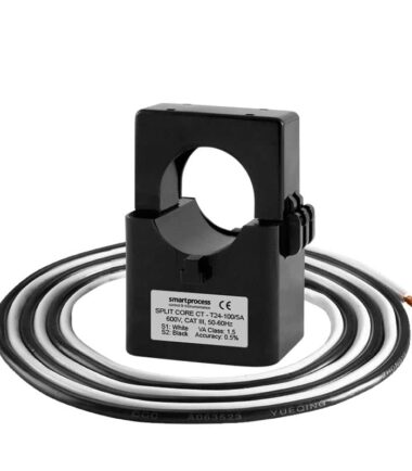 Smart process - T24 miniature split core current transformer (100-300A)