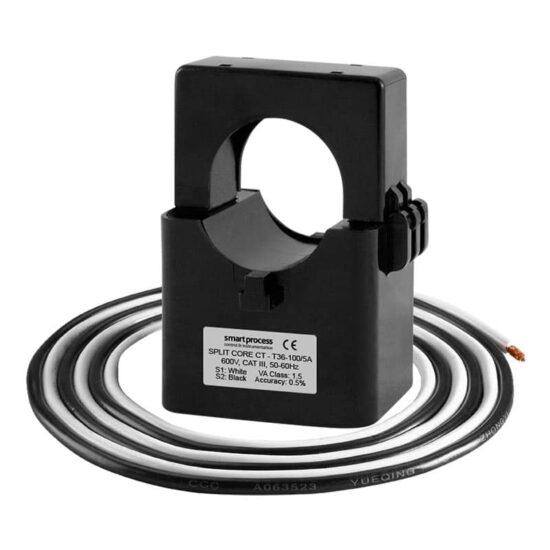 Smart process – T36 miniature split core current transformer (200-400A)