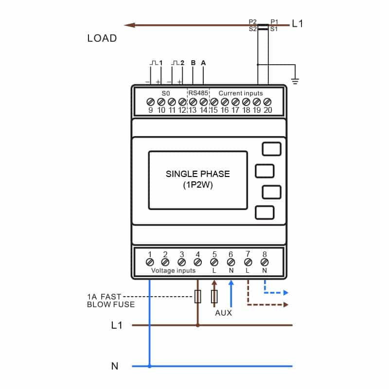 Single Phase Kwh Meter Wiring Diagram | Wiring Diagram on kv meter, co2 meter, btu meter, keg meter, electric meter, landis gyr meter, bike trainer with power meter, kilowatt meter, frequency meter, temperature meter, inductance meter, phoenix meter, power factor meter, ppm meter,