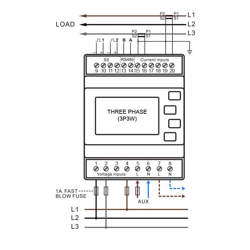 ct kwh meter wiring diagram three phase ct meter wiring vdo hour meter wiring diagram digital meter wiring diagrams #5