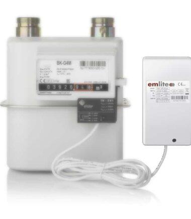 Emlite Atex gas meter sender