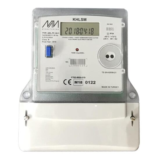 AEL TF 32 wall mounted meter