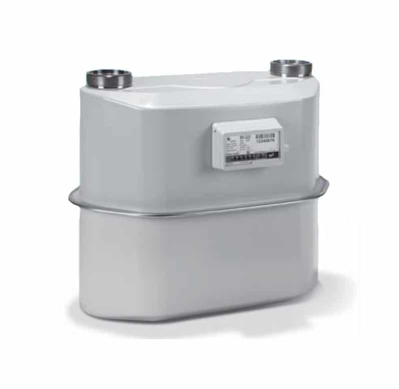 bk-g25p gas meter