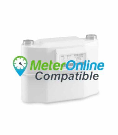 bk g4p gas meter - meter online compatible