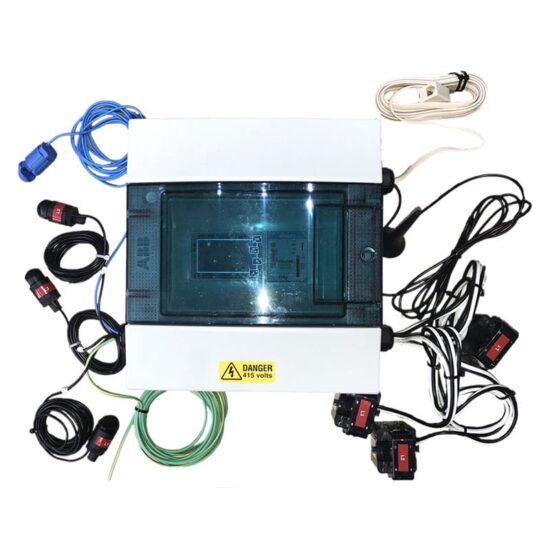 Elvaco metering gateway 3phase
