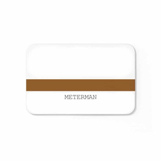 Meterman card