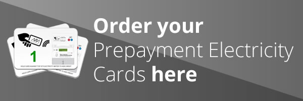 Buy prepayment electricity cards