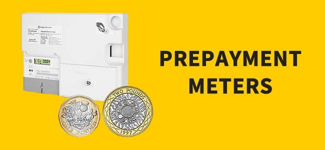 Prepayment meters