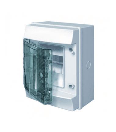 ABB Mistral 4 module din rail-meter enclosure